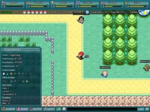 Pokemon World Online - Episode 20 - Celadon City