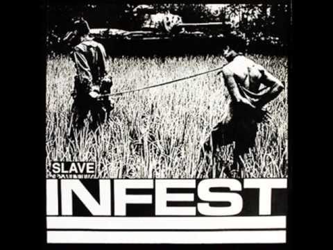Infest discography (1987-2002)