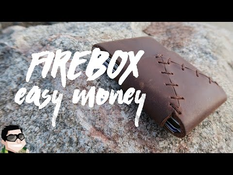"Firebox Easy Money ""Working"" Wallet Review"