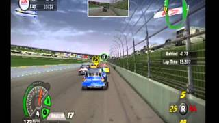 NASCAR 06 Total Team Control Offline Race @ Kansas