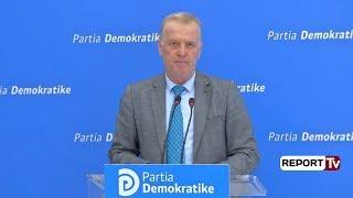 Report Tv - Opozita Kundër Integrimit? Vjen Reagimi Nga Pd, Pollo: E Vërteta E Pr/rezolutës