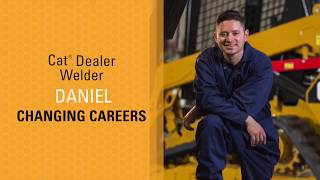 Daniel | Cat® Dealer Tech