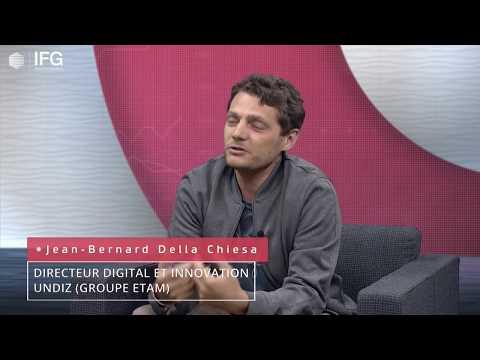 IFG Live / Le rendez-vous des dirigeants - UNDIZ groupe Etam - Jean-Bernard Della Chiesa