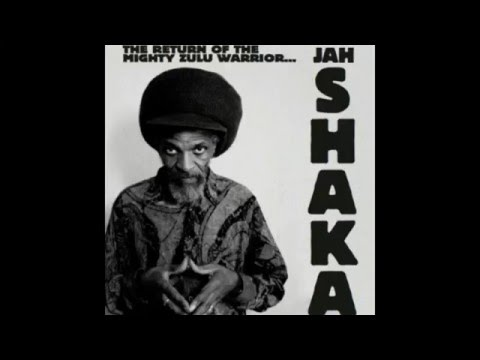 Jah Shaka in session early 2000