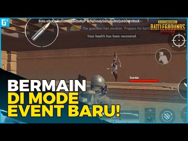 MENCOBA EVENT MIRAMAR YANG BARU DI VERSI BETA! - Gameplay | PUBG Mobile