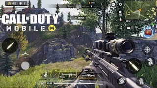 CALL OF DUTY MOBILE Battle Royale | 17 Kills Solo VS Squad | CODM iOS Gameplay