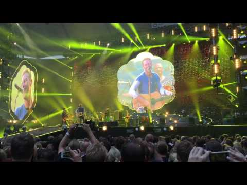 Coldplay Live (4K) - A Head Full of Dreams Tour 2016 - Full