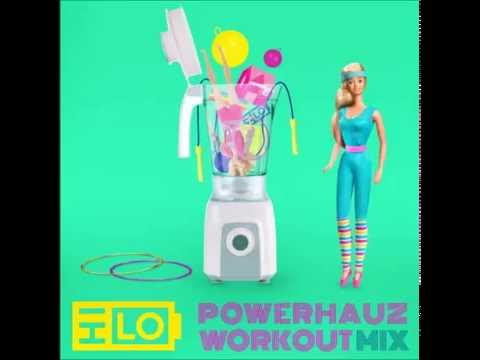 HI-LO - POWERHAUZ WORKOUT Mix 1(June 2016)