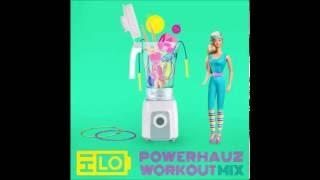 Gambar cover HI-LO - POWERHAUZ WORKOUT Mix 1(June 2016)