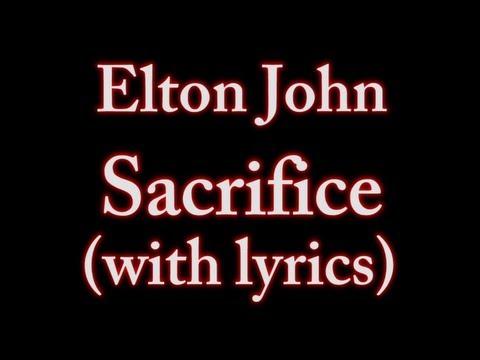 Elton John Sacrifice Mp3 Download