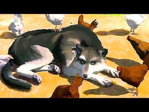 CROC BLANC - NOUVELLE Bande Annonce VF (Animation, 2018)