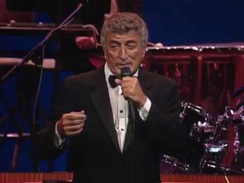 Tony Bennett - How Do You Keep the Music Playing? - 9/6/1991 - Prince Edward Theatre (Official)