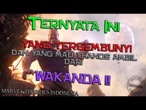 Jadi Ini Yang Tersembunyi Di Wakanda Sampe Harus Perang! Avengers Infinity War Update Indonesia
