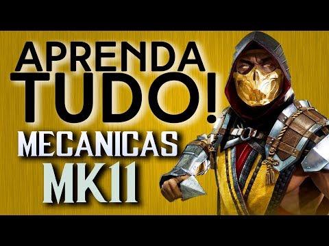Novas Mecânicas no MORTAL KOMBAT 11 thumbnail