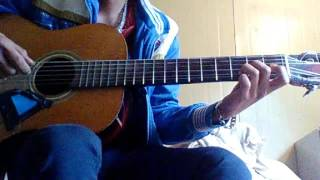 Vầng trăng tinh yêu-Guitar