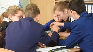 Урок английского языка в 6-м классе. Преподаватель Садыкова А.Ф.