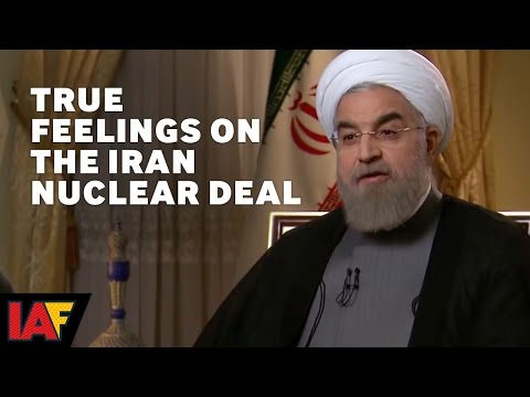 Hassan Rouhani's True Feelings About The Iran Nuclear Deal