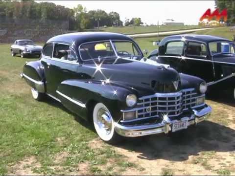 1947 Cadillac Sedanette - YouTube