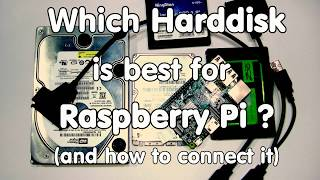 #164 Which USB Disk is best for  Raspberry Pi 3? How to connect and how fast are they?