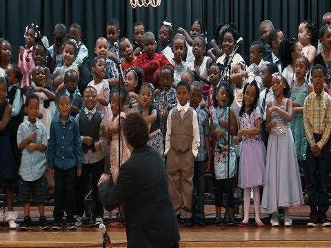 Pepper Elementary School - Kindergarten Promotion Ceremony - 2017