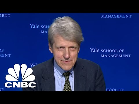 Robert Shiller On Valuations, Europe Turmoil And Bitcoin | Trading Nation