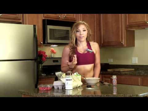 FLAT-STOMACH PANCAKES (Gluten-Free)