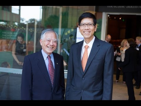 John Yu Oration - Shaping Asia's Health & Wealth in the 21st Century
