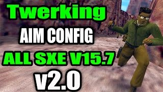 ★ TWERKING AIM CFG V2.0 ★ 2016 [CS 1.6] ★