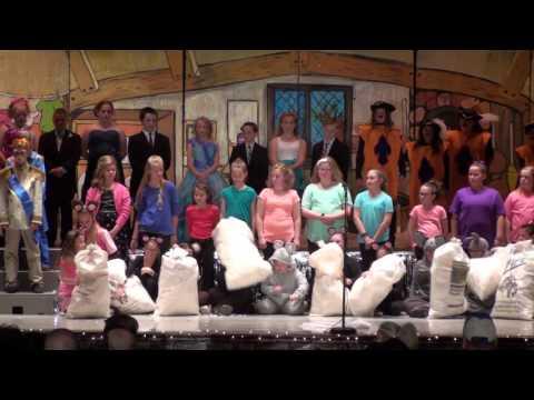 Minford Middle School - Cinderella 2016 Spring Musical