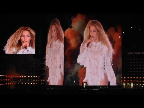 Beyoncé - Mine/ Baby Boy/ Hold Up/ Countdown The World Formation World Tour Philly 6/5/2016