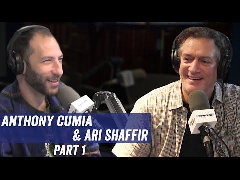 Anthony Cumia & Ari Shaffir Pt 1  KRock Apology,  Relationships, George Lucas  Jim & Sam