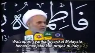Iraq Marah Malaysia Haramkan Syiah
