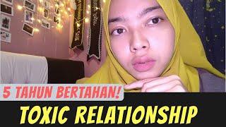 IntanFM   TOXIC RELATIONSHIP - BER74H4N SAMPAI 5 TAHUN !!!
