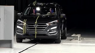 Amazing 2018 Hyundai Tucson Crash Test