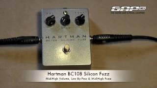 Hartman Silicon Fuzz Demo