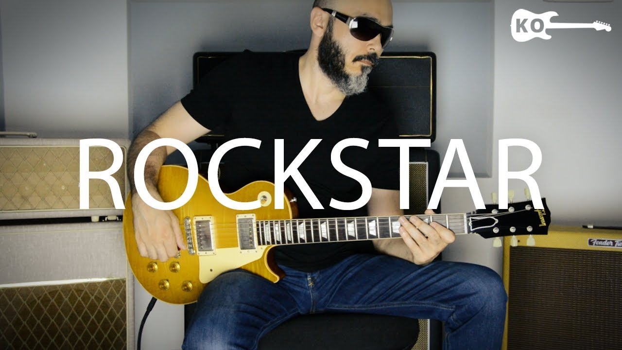 Electric Guitar Cover By Kfir