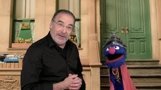 Mandy Patinkin And Grover Talk About The Importance Of Education