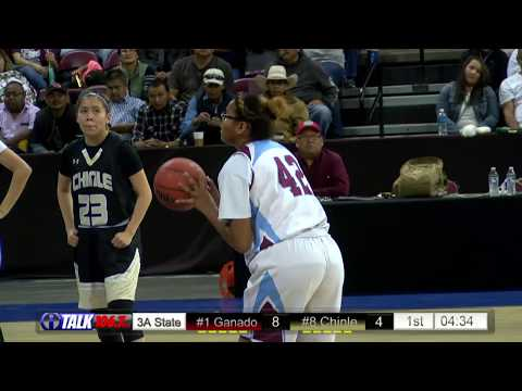 Chinle vs Ganado Girls 3A State Basketball Full Game