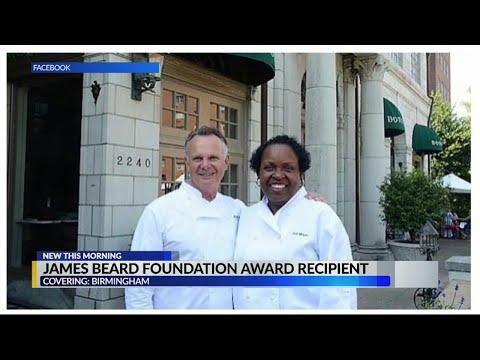 James Beard Foundation Award Recipient