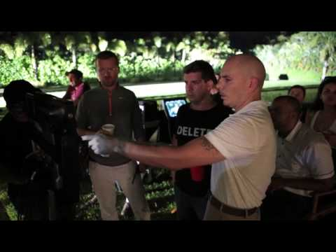 Pitbull   Don't Stop The Party Behind The Scenes
