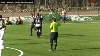 Träningsmatch 2012: IFK Berga - Kalmar AIK 1-3 (0-2)