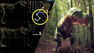 5 Real Life Dinosaurs Caught In The Most Unusual Places!