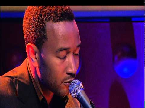 John Legend - All Of Me (Live at De Wereld Draait Door)