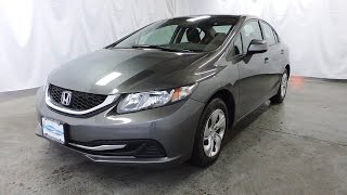 2013 Honda Civic Sdn Hudson, West New York, Jersey City, Tenafly, Paramus, NJ HHDE227566U