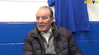 Dave Bassett talks about working with AFC Wimbledon s new assistant manager  Glyn Hodges.