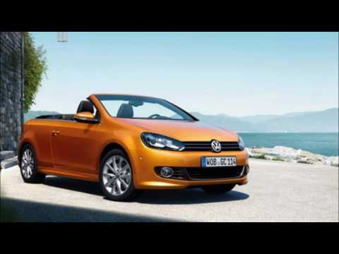 The 2018 Volkswagen All-New Golf VI Convertible