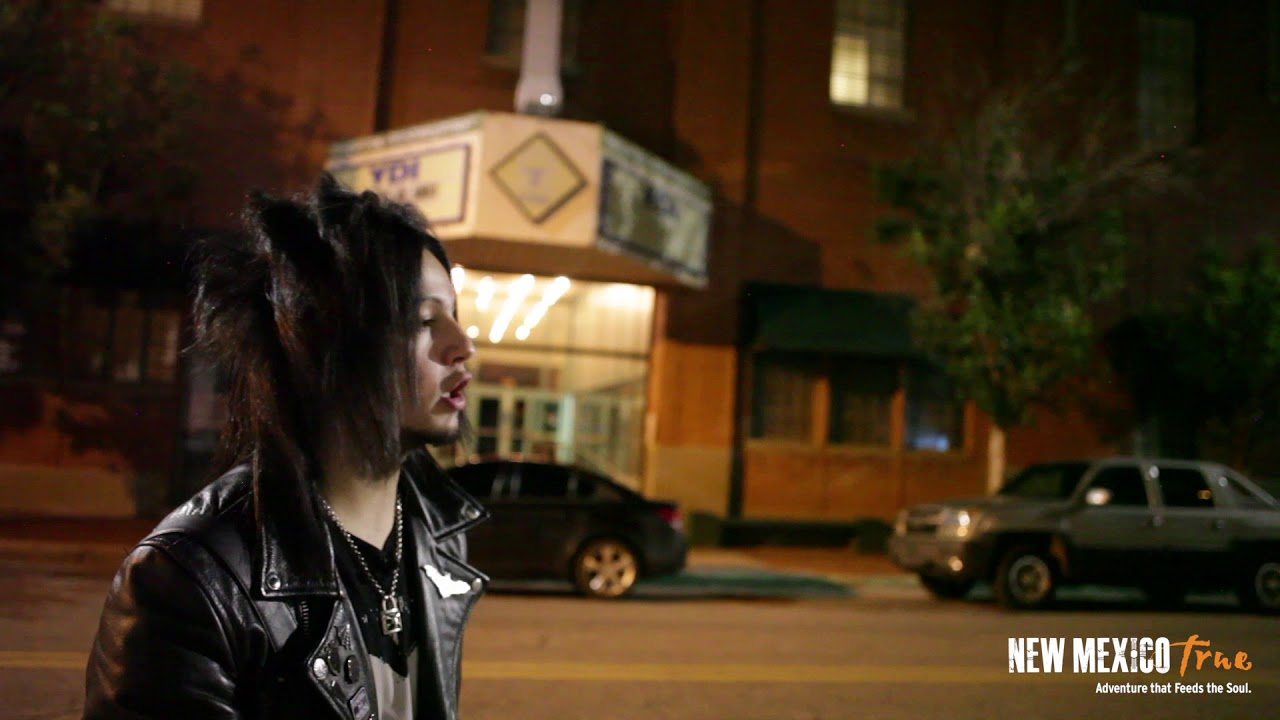 AlbuCreepy Downtown Ghost Walk-A New Mexico True Experience
