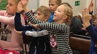 Викторину для школьников провели в библиотеке Биробиджана-2 (РИА Биробиджан)