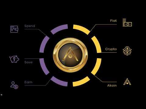 Akoin, Blockchain, Akon City - Meetup & Echange 01 ( Wolof)