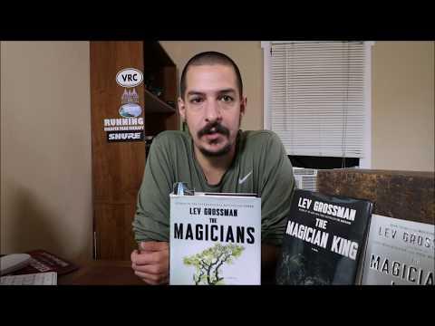 Lev Grossman: The Magicians (Review)